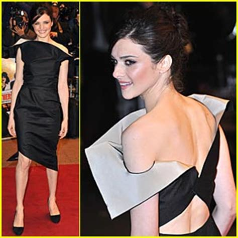 Weisz Roland Mouret Number At The Festival by Weisz Flips Out In Roland Mouret Weisz
