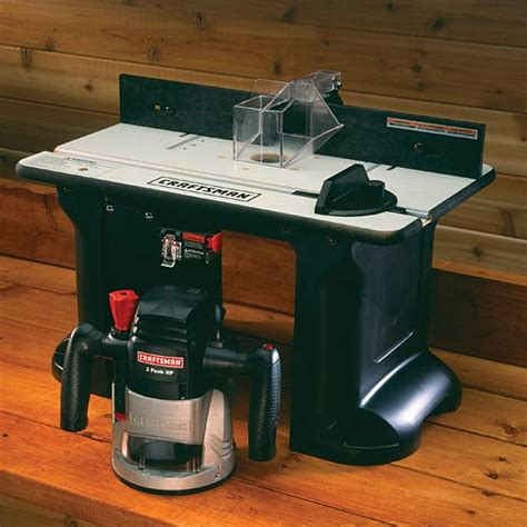 router  router table combo router table
