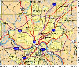 Hamilton Ohio Map by Hamilton County Ohio Detailed Profile Houses Real