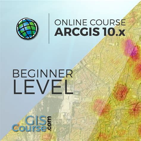 arcgis online tutorial for beginners arcgis 10 x beginner level gis course tyc gis training