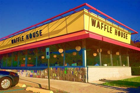 waffle house on 138 waffle house becomes an unlikely competitor to fedex and ups the verge