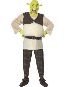 Costume shrek fancy dress shrek costume shrek fancy dress costume