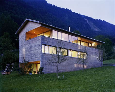 home design architect modern home design by architect dietrich untertrifaller