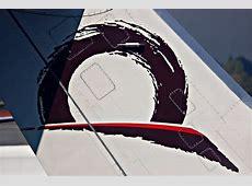 "Horizon Air (tail) N618QX | ""Coffee Stain"" Horizon logo on ... C- Logo"