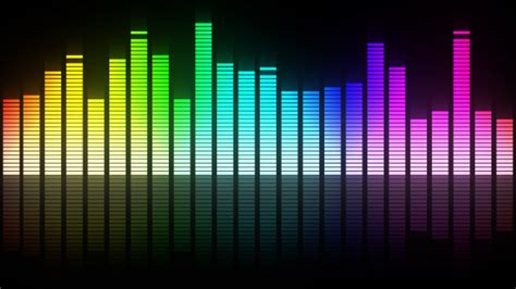 Led Light 54 Led Hitam colorful audio equalizer by fxboxx videohive