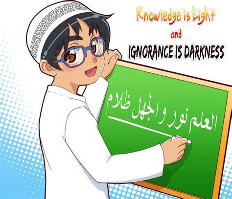 variasi pena muslim cartoon cute