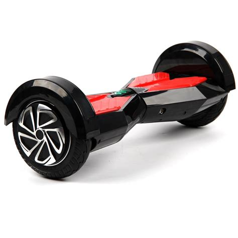 hoverboard bluetooth led lights 2 wheel self smart balance scooter 8 inch with led light