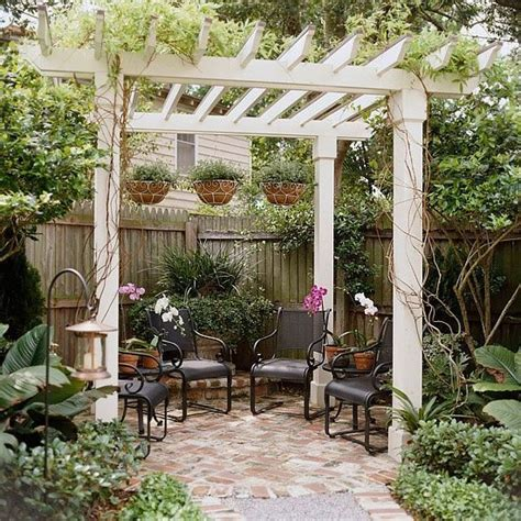 Backyard Arbor Ideas Pergola Ideas