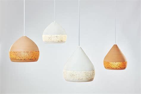 handmade glass pendant lights spongeoh terracota made pendant lights by pott made