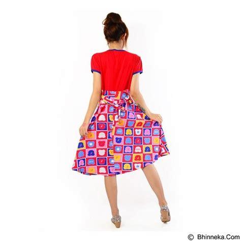 Dress Wanita Fashion Murah Md Raline Merah Vos 1 jual forever jodha dress p 770 merchant murah bhinneka