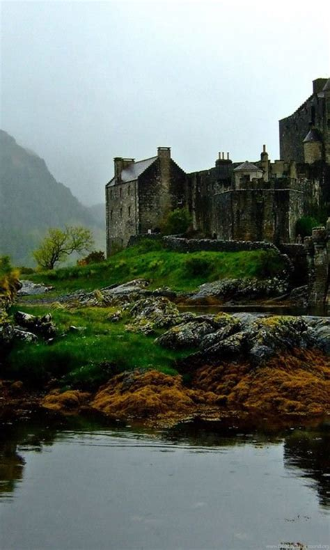 scottish castle hd wallpapers  landscape wallpapers
