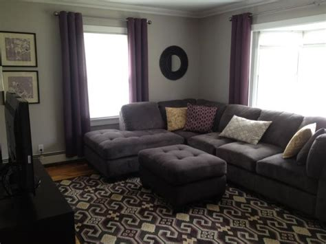 plum living room ideas plum and grey living room smileydot us