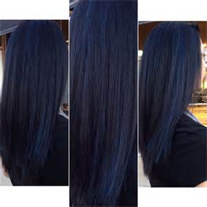 pictures of sapphire black hair with highlights 1000 images about personal work on pinterest