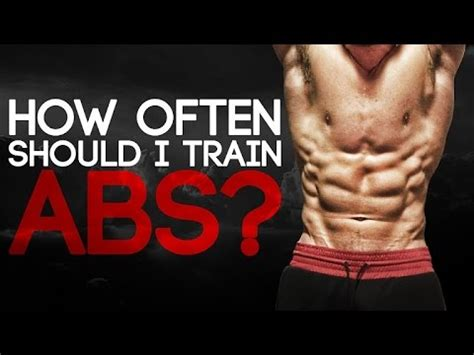 How Often Should You Do A 3 Day Detox by How Often Should You Your Abs