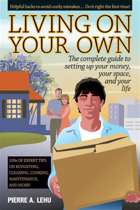 own your living according to your own and your own terms books living on your own quill driver books