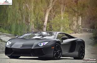 Matte Black by For Sale Matte Black Lamborghini Aventador Lp700 4