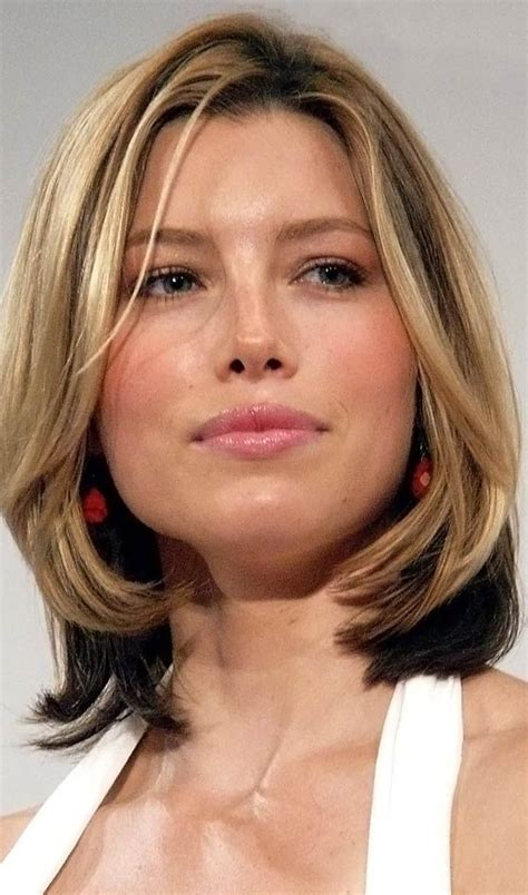 Hairstyles For Oblong Shaped Heads | 4 choppy medium hairstyles for different face shapes