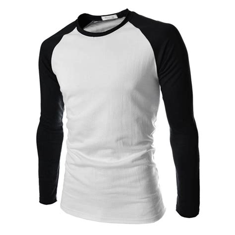 Tshirt Twotone Fade fall cotton polyester raglan sleeve casual two tone t shirt us 12 06 sold out