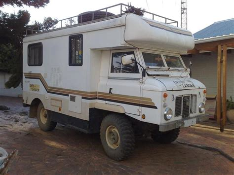 Land Rover Series 2b Forward