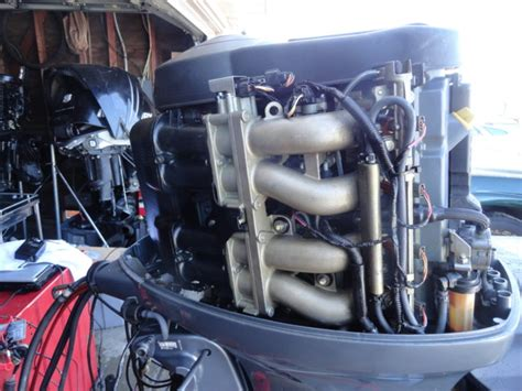 yamaha  fourstroke outboard fuel injected full service  mira mesa bloodydecks