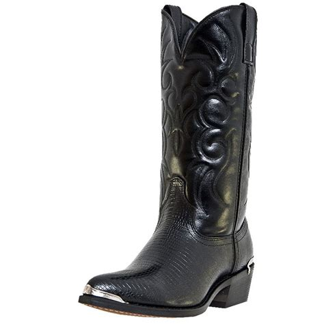 boots atlanta laredo western boots mens cowboy atlanta lizard