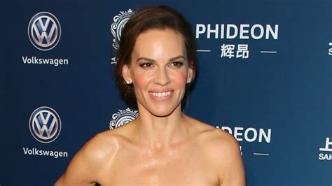 hilary swank getty hilary swank joins new fx series trust as gail getty
