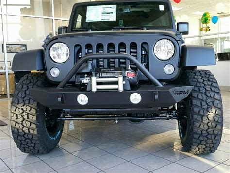 jeep winch bumper jeep jk mid length winch bumper