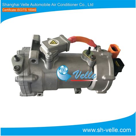 china electric car air conditioner part compressor china electric compressor electric vehicle