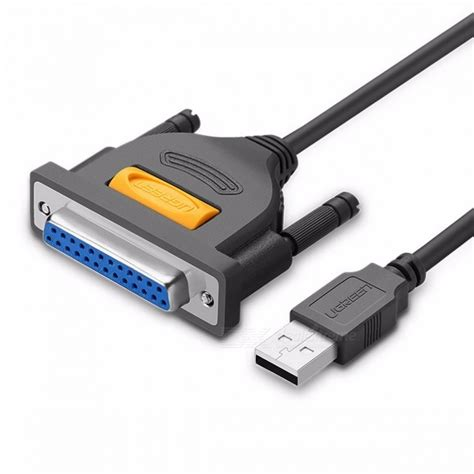Usb To Printer Cable By Multi Shop by Ugreen Usb To Db25 Printer Cable Parallel To