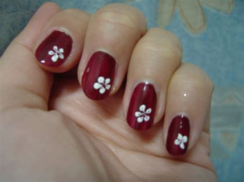 Nailart Designs by 55 Most Beautiful Flowers Nail Design Ideas