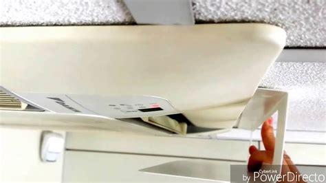 condizionatori a cassetta deflettore per condizionatori a cassetta