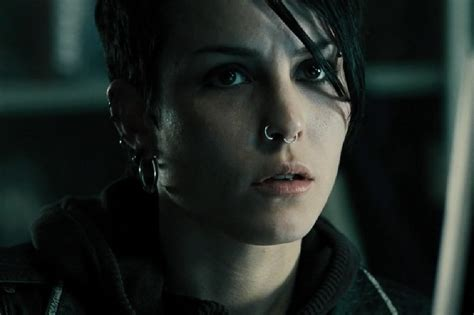 dragon tattoo noomi rapace power rangers yellow ranger and 5 other monumental big