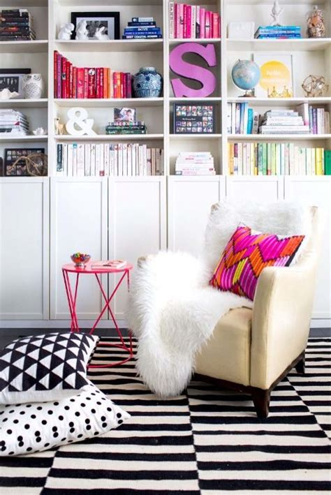 50 relaxing ways to decorate your bedroom with bookshelves bookshelf rehab 33 amazing ways to add color coordinated
