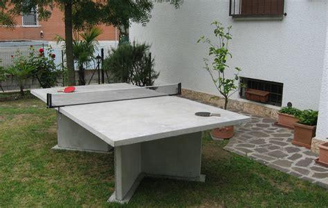 tavolo ping pong cemento tavolo da ping pong cemento prezzo e costi