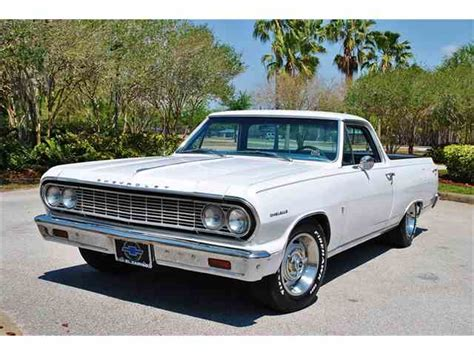 1964 el camino 1964 chevrolet el camino for sale on classiccars