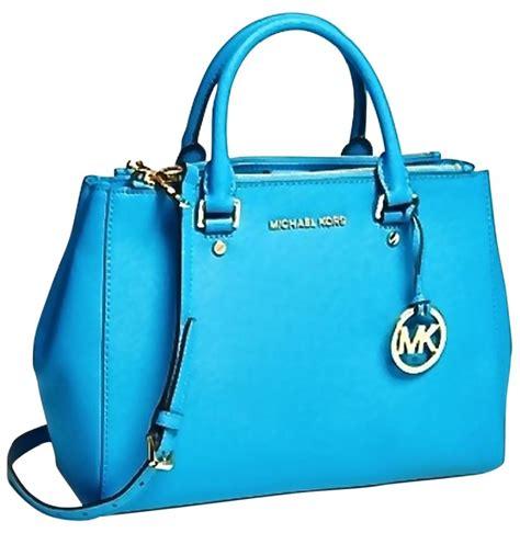 M Hael Kors Bag Blue by Michael Kors Medium Sutton Saffiano Leather Tote Summer