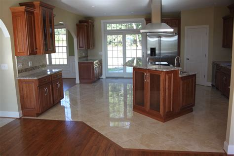 wooden kitchen flooring ideas floor tile designs ideas to enhance your floor appearance