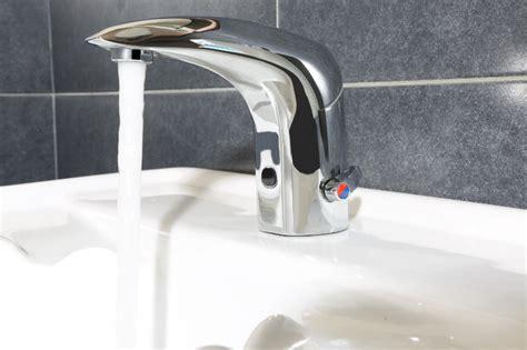 rubinetto elettronico rubinetto elettronico monoacqua per lavabo da idral