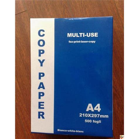 Paper One A4 70 Gram 1 a a4 a3 paper 80 gsm 70 gram copy paper office and school supplies