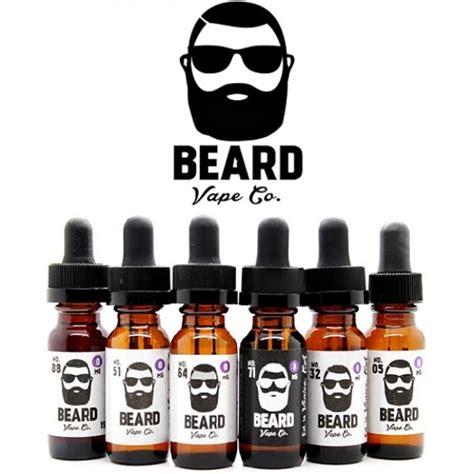 Eliquid E Liquid beard vape co beard e juice review