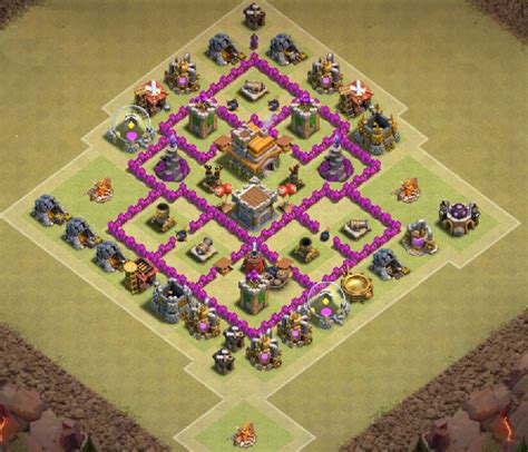 coc th6 base layout top 12 best town hall th 6 war bases anti everything 2017