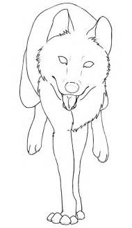 Coloring Page  Wolves Animal Pages 17 sketch template