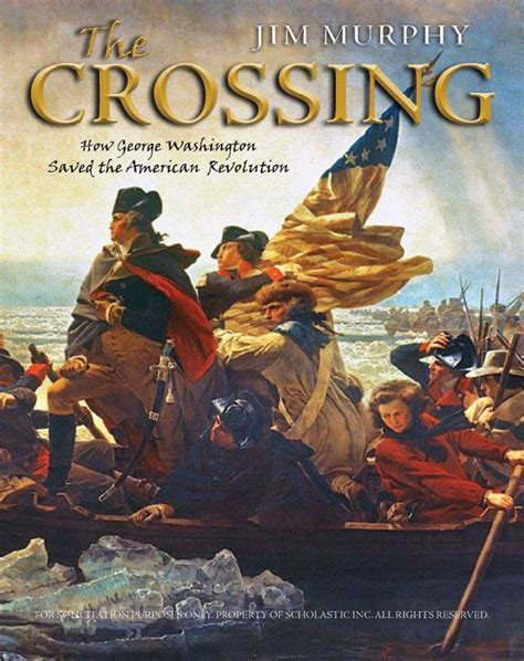 at the crossing books junior library guild the crossing how george washington