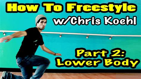 dance tutorial for beginners freestyle freestyle dance tutorial lower body how to hip hop