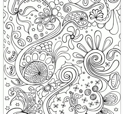 art coloring pages for adults