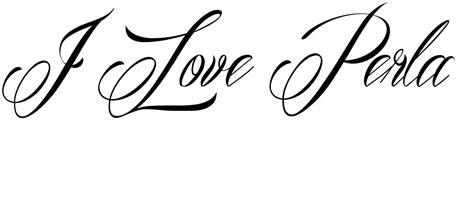 tattoo font mardian i love perla tattoo in mardian font 196 2px cliparts co