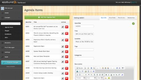 mobile content management system mobile content management system cms for ios and android