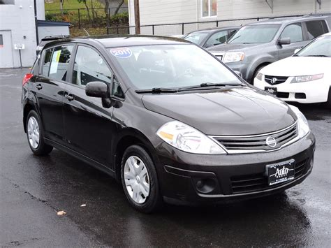 nissan versa used 2011 nissan versa 1 8 s at auto house usa saugus
