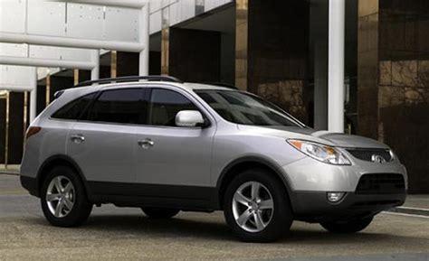 Hyundai Veracruz 2007 by Car And Driver