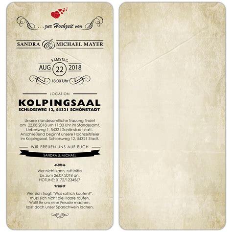 Einladungskarten Trauung by Einladungskarten Hochzeit Text Einladung Zum Paradies
